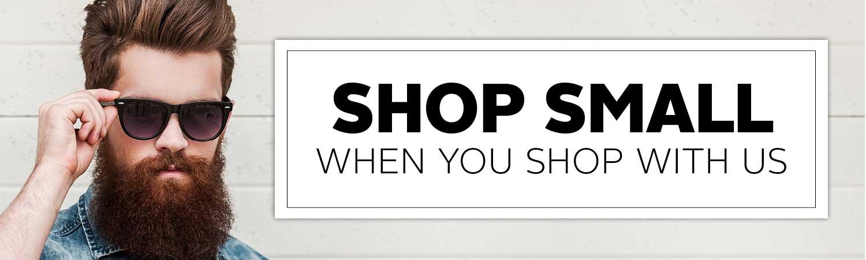 shop small